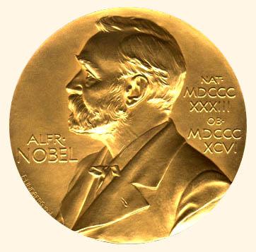 Oбама получава Нобелова награда за мир