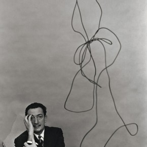 "Arnold Newman: ""Salvador Dali"", New York, 1951"