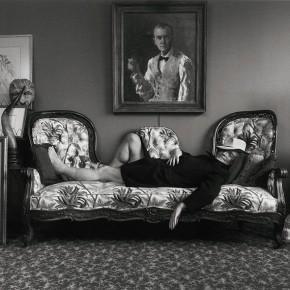 "Arnold Newman: ""Truman Capote"", New York, 1977"