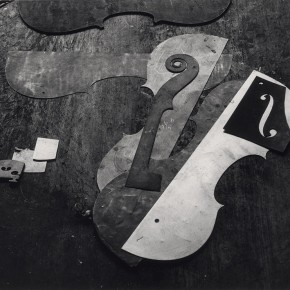 "Arnold Newman: ""Violin Shop"", Philadelphia, Pennsylvania, 1941"