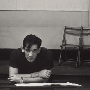 """Arnold Newman: """"Leonard Bernstein"""", New York, 1946"""