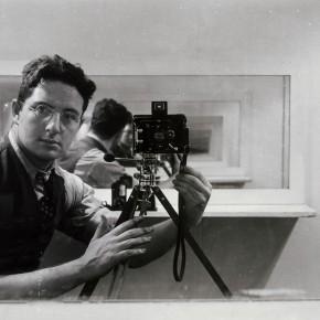 "Arnold Newman: ""Selbstportrait"""