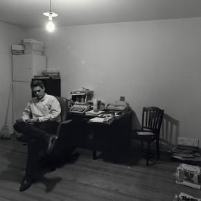 "Arnold Newman: ""Paul Auster"", New York, 1993"