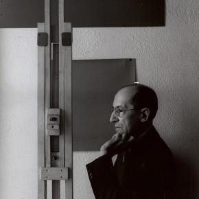 "Arnold Newman: ""Piet Mondrian"", New York, 1942"