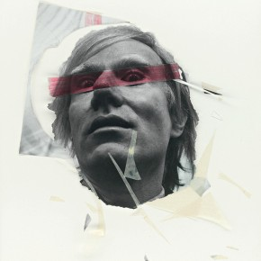 """Arnold Newman: """"Andy Warhol"""", New York, 1973"""